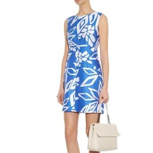 Diane Von Furstenberg Carrie printed mini dress